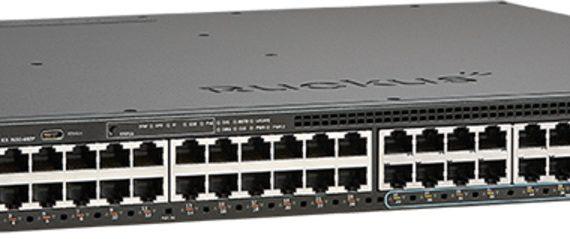 ICX7650-48ZP | RUCKUS ICX 7650-48ZP