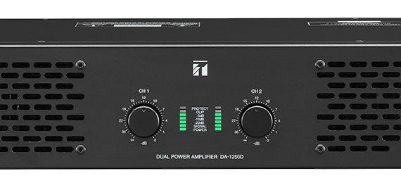 Tăng Âm Số 2 Kênh 2x1250W: DA-1250D