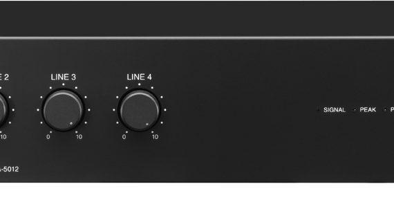 Tăng Âm Số Liền Mixer 120W: A-5012